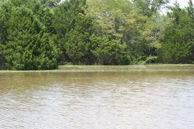 Lake Texoma Flooding July 7th, 2007