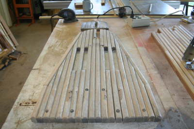 Boat Repairs - Bow Pulpit